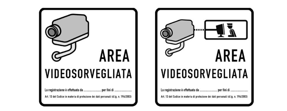 videosorveglianza e informative privacy sui luoghi di lavoro